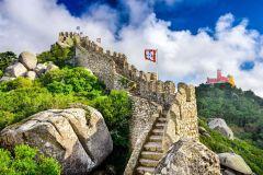 Sintra: Ingresso Prioritário para o Castelo dos Mouros
