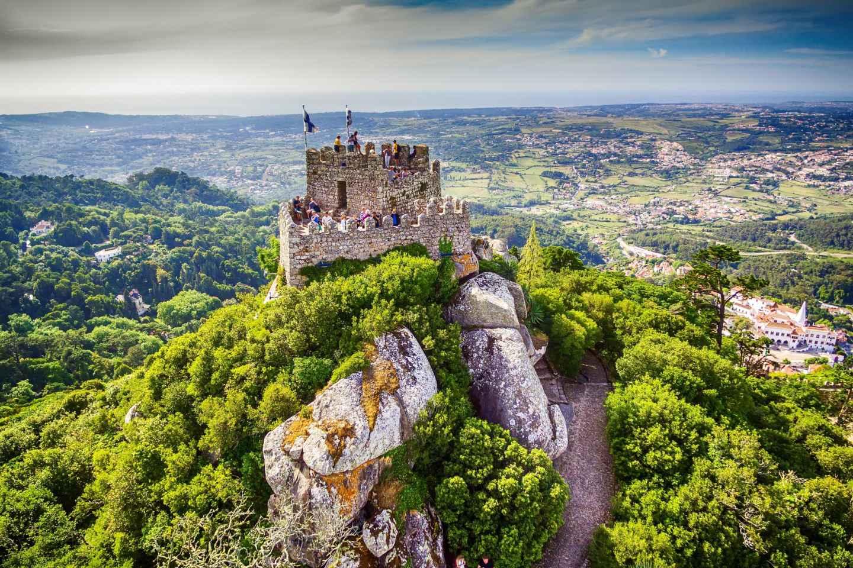 Sintra: Bevorzugter Einlass zum Castelo dos Mouros