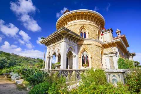 Sintra: Palácio de Monserrate und Park: Ticket ohne Anstehen