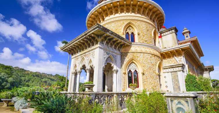 Sintra: Park en Paleis van Monserrate met versnelde toegang