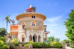 Sintra: Ingresso Sem Fila p/ Parque e Palácio de Monserrate