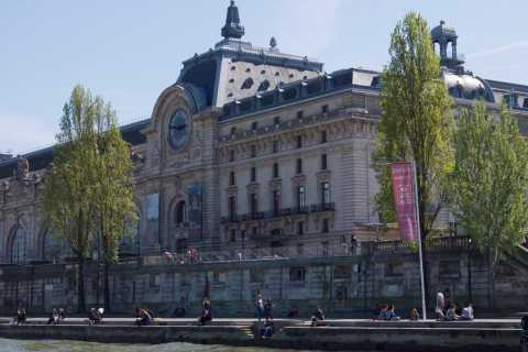 Musee d'Orsay: Small Group Semi-Private Tour