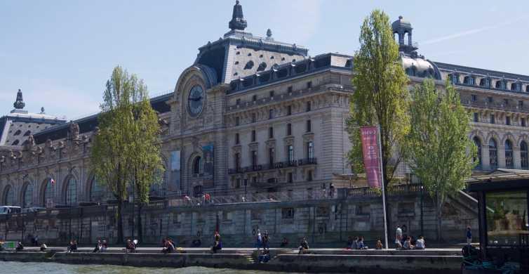 Musee d'Orsay: Halbprivat-Tour in kleiner Gruppe