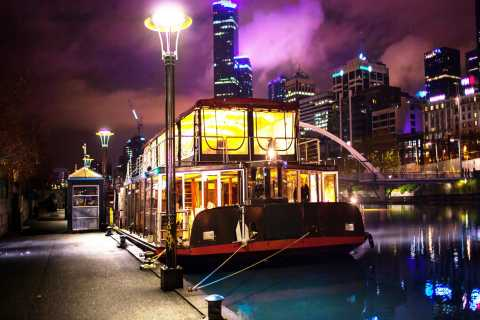 Spirit of Melbourne 4-Course Cruise with Drinks
