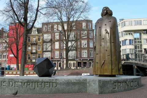Amsterdam: Jewish History Tour
