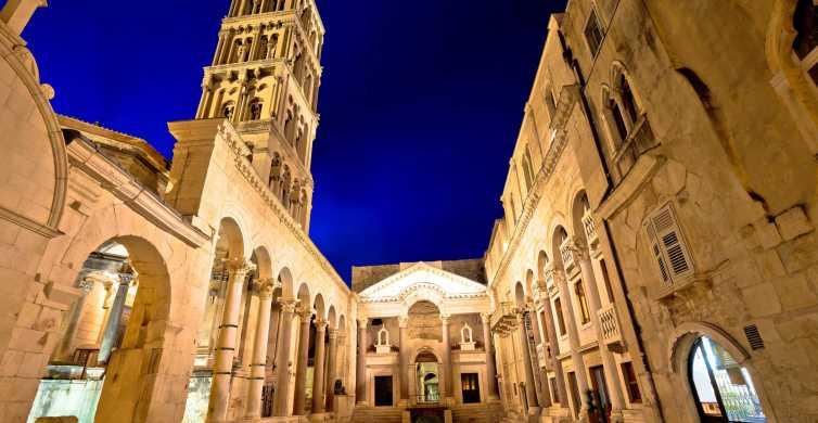 Split: stadswandeling met Marjanheuvel