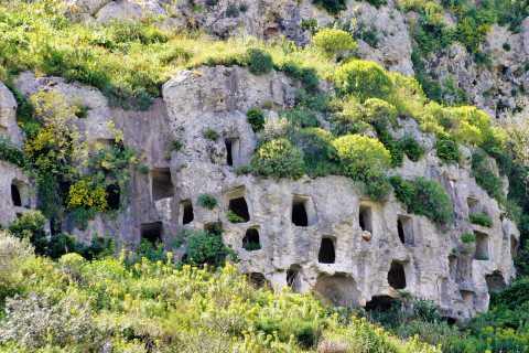 Pantalica: Rocky Necropolis and Nature Reserve Private Tour
