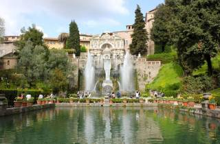 Tivoli: Halbtägige Garten- und Landschaftstour