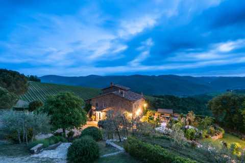 Total Immersion Wine Tour i Chianti
