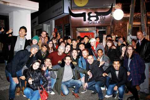 Seoul: Pub Crawl and Party at City's Best Bars and Clubs