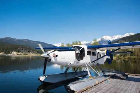 Vancouver: Private Tour and Seaplane Excursion