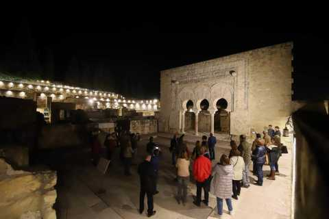 Cordoba: Guided Tour of Medina Azahara at Night
