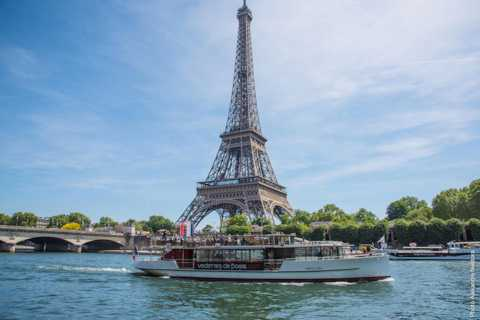 Paris: Eiffel Tower Summit Direct Access with Guided Tour