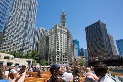 Arquitetura de Chicago: Cruzeiro pelo Rio s/ Fila Bilheteria