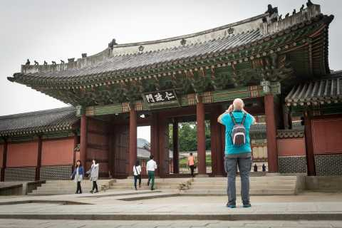 Afternoon 4-Hour Seoul UNESCO & Traditional Markets Tour