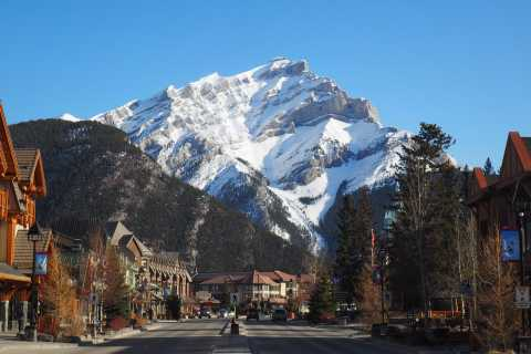 From Vancouver: Banff National Park Rocky Mountain Tour