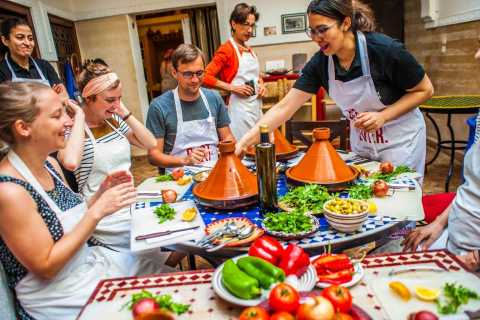 Marrakech: Tagine Cookery Class With a Local