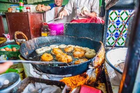 Marrakech: 3.5-Hour Food Tour and Dinner