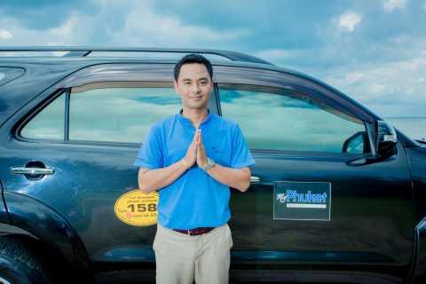 Aeroporto Internacional de Phuket: Private Phuket Hotel Transfers