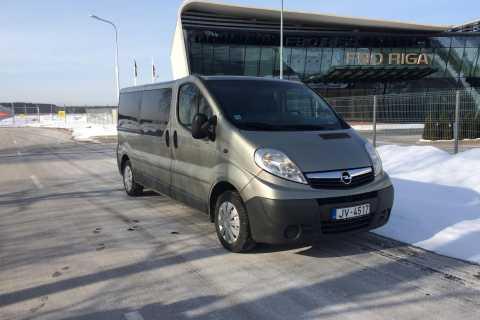 Riga to Vilnius Private One-Way Transfers