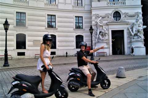 Vienna: Sightseeing Scooter Tour