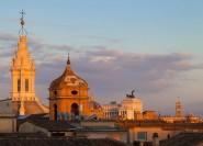 Rom: Terrazza Borromini Open-Air-Oper mit Aperitif