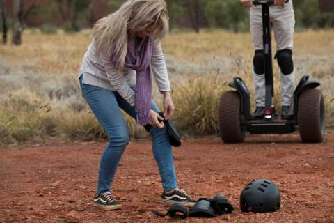 Uluru Base Segway Tour & Mutitjulu Waterhole with Transfers
