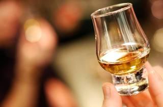 Edinburgh: Geschichte des Whisky, Verkostung & Erzählkunst