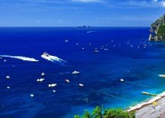 Ab Neapel: Privater Luxustransfer nach Positano