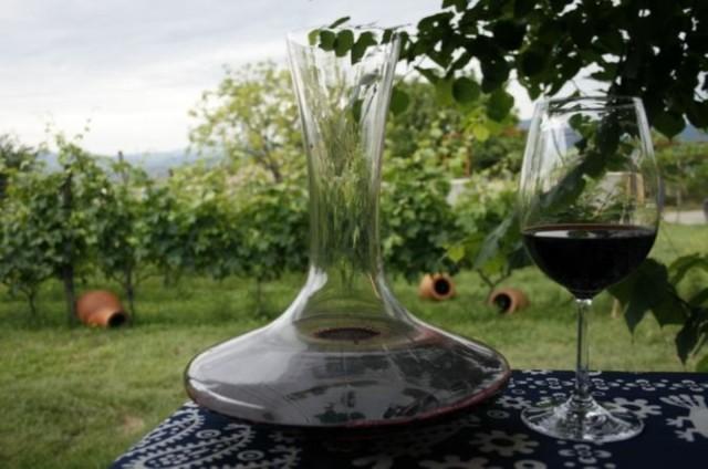 Kahketi: wijnproeverij van een hele dag met lunch