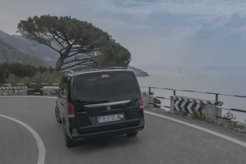 Positano to/from Rome Transfer with Optional Pompeii Stop