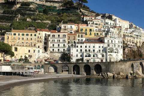 Private Transfer from Amalfi to Rome