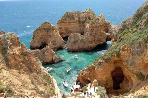 Lagos & Ponta da Piedade 3-Hour Car or Scooter Tour