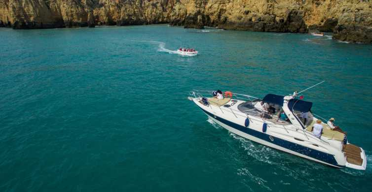Lagos: 2-Hour Evening Champagne Cruise