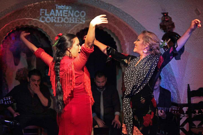 Barcelona: Flamenco-Show im Tablao Cordobés