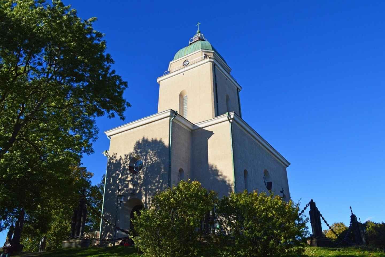 Helsinki Landausflug: Stadtrundfahrt und Suomenlinna