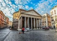 Rom-Brunnen und Plätze Golf Cart Tour