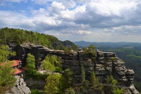 Bohemian Switzerland National Park: Hiking Tour from Prague
