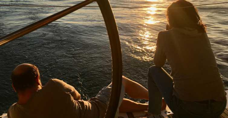 Lisbon 2-Hour Sailing Trip at Sunset