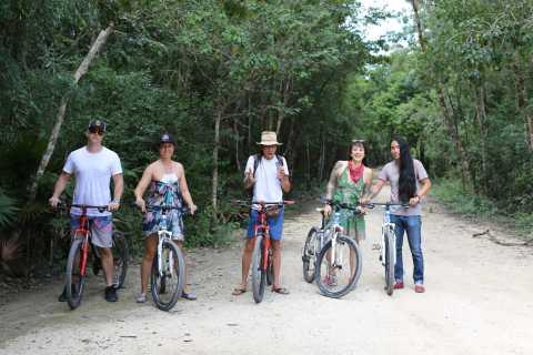 Tulum: Tour clásico en bicicleta por Tulum