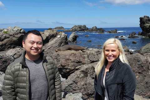 Martinborough Winery and South Wairarapa Wild Coast Tour