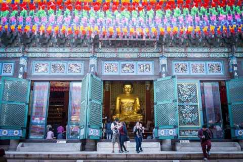Seoul City 1-Day Tour & Nanta Or Korean Folk Village Option