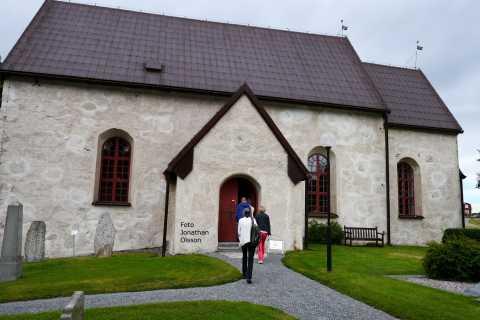 De Stockholm: visite des églises médiévales de 5 heures