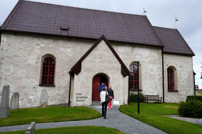 Ab Stockholm: 5-stündige Tour zu Kirchen des Mittelalters