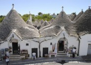Alberobello: Private Tagestour in historischer Trulli-Stadt