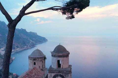 Amalfikust-privétour met volledige dag op volledige dag