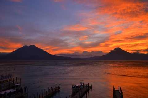 From Antigua Three Mayan Villages on Lake Atitlan Day Tour