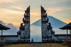 Excursão Templo Mãe de Bali e Portal para o Céu em Lempuyang