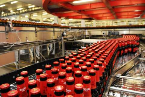 Barcelona: Estrella Damm Brewery Guided Tour with Tasting