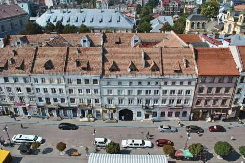 From Lviv: 1-Day Tour of Ivano-Frankivsk (Stanislaviv)